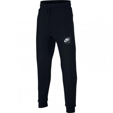 Nike Air Pant Pantaloni Nero Bambino