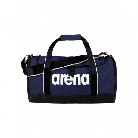 Arena Borsa Piscina Medium Blu Bianca