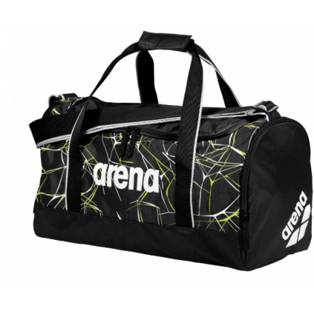 Arena Borsa Piscina Water Spiky Medium Nero