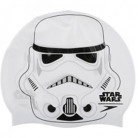 Speedo Cuffia Silicone Stormtrooper Star Wars Junior