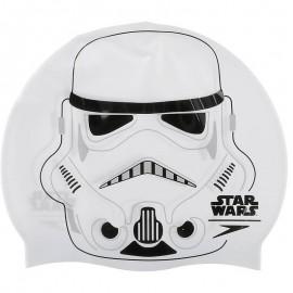 Speedo Cuffia Silicone Stormtrooper Star Wars Junior