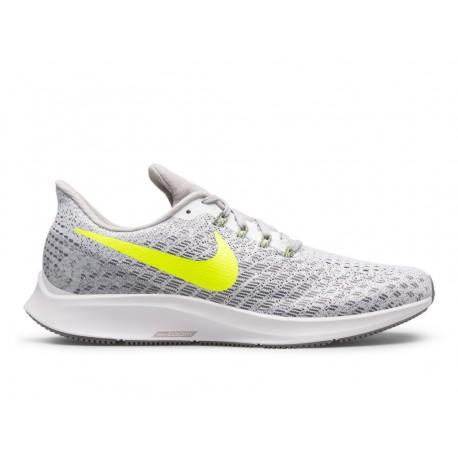 Nike Air Zoom Pegasus 35  White/Bright Crimson