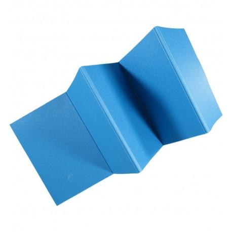 Get Fit Materassino Blu Foldable Foam Fit