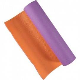 GetFit Materassino yoga Mat Violet/Orange 1830x615x5,5