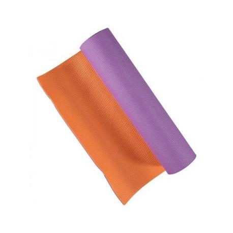GetFit Materassino yoga Mat Violet/Orange 1830x615x5,5