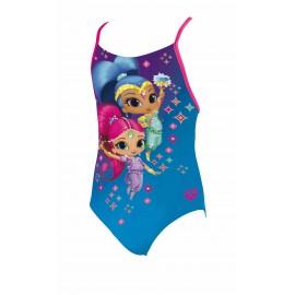 Arena Costume Shimmer&Shine Turchese Bambina