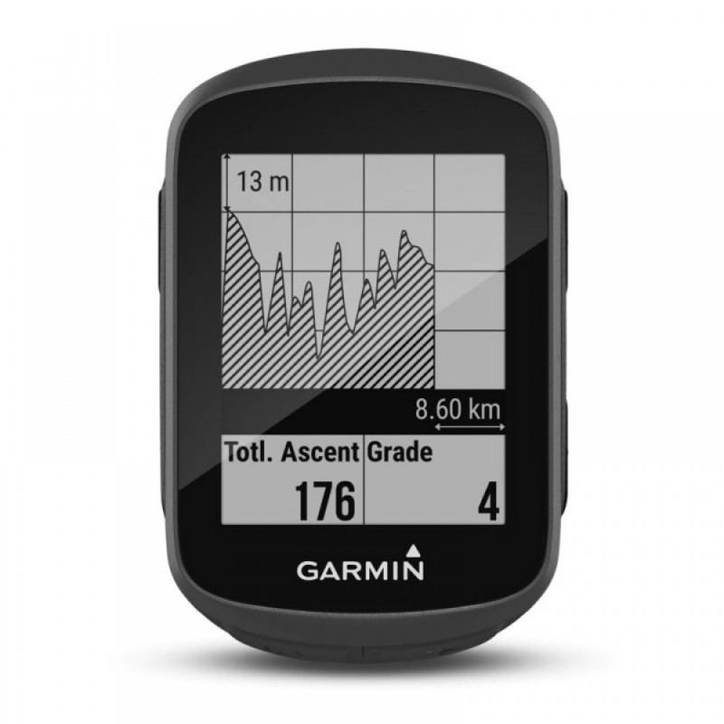 Garmin Gps Edge 130 Bundle Nero