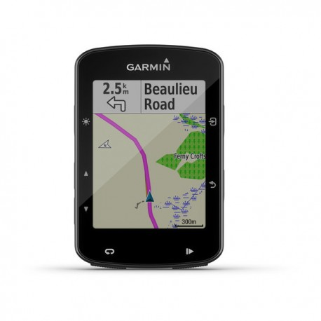 Garmin Gps Edge 520 Plus Nero