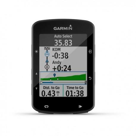 Garmin Gps Edge 520 Plus Bundle Sensore Velocità Nero