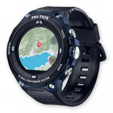 Casio Gps F20 Nero