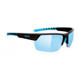 Rudy Project Occhiale Angoon Nero Lenti Multilaser Blu