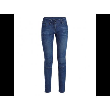 Salewa Pantalone Agner Denim Blu Jeans Donna