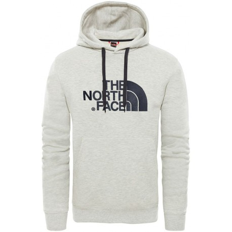 The North Face Felpa Drew Peak Bianco Uomo