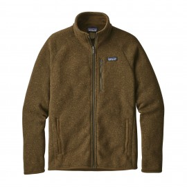 Patagonia Giacca In Pile Better Sweater Marrone Uomo