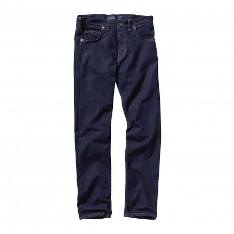 Patagonia Jeans Performance Denim Scuro Uomo