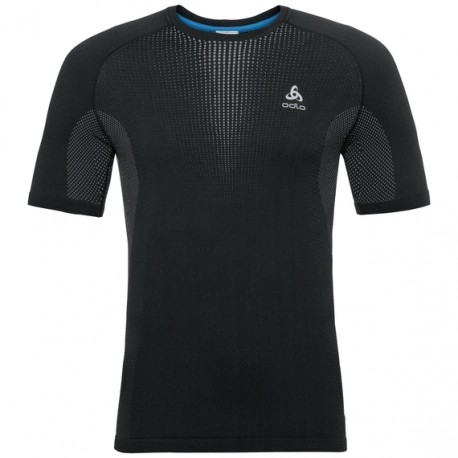 Odlo T-Shirt Performance Warm Nero Uomo