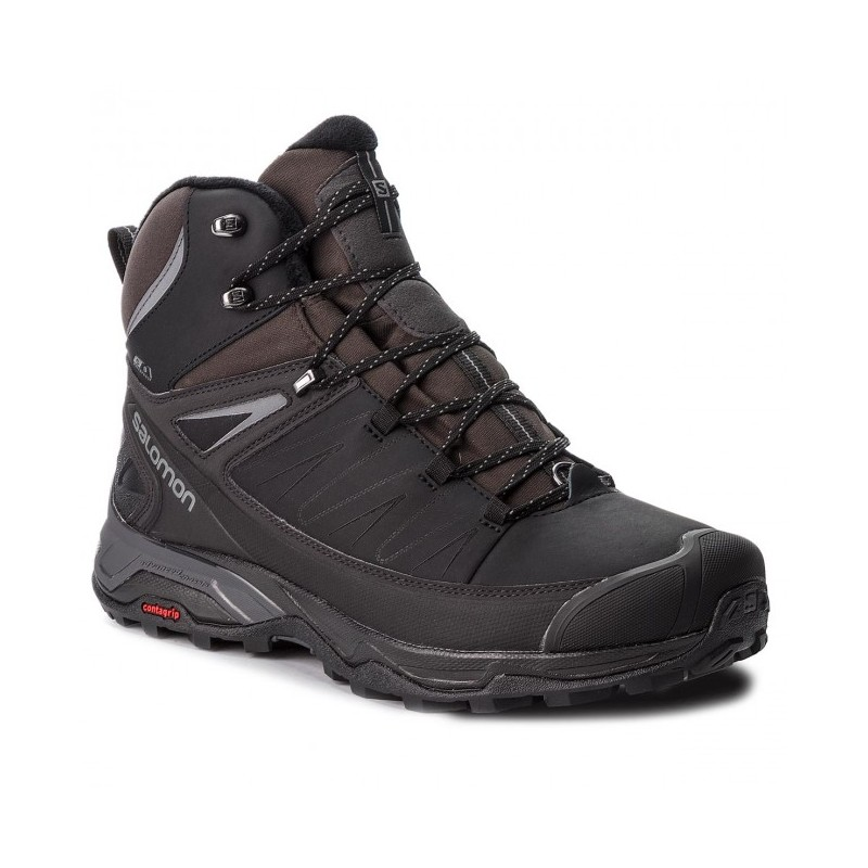 wholesale dealer 23697 a3853 Salomon Scarpe Da Neve Ultra Mid Nero Uomo