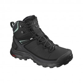 Salomon Scarpe Da Neve X Ultra Mid Winter Nero Donna