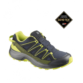 Salomon Scarpe Orion GORE-TEX Nero Lime Uomo