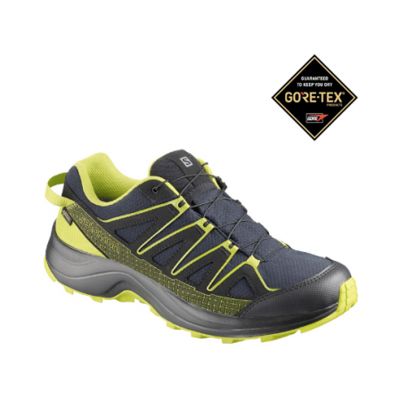Salomon Scarpe Orion Gtx Nero Lime