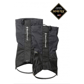 Black Diamond Ghetta Frontpoint GORE-TEX Nero