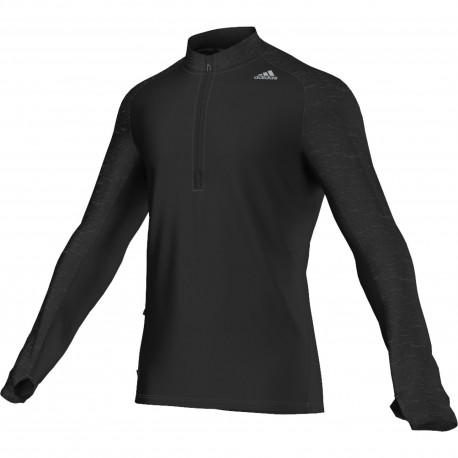 Adidas SN STM 1/2 Zip Black
