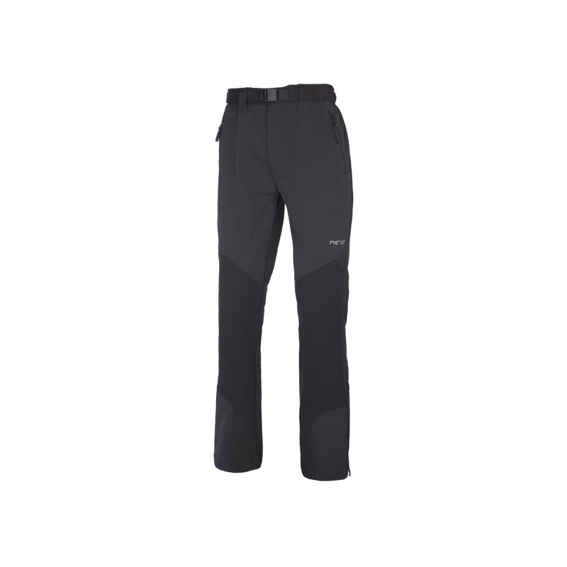 Meru Pantalone Richmond Nero Uomo