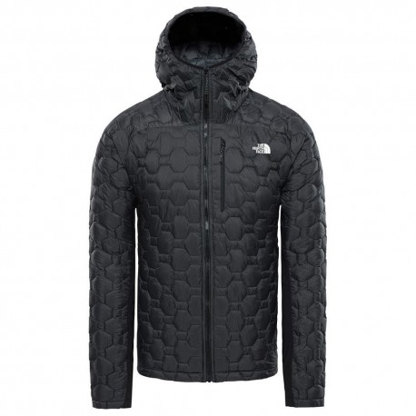 The North Face Giacca Con Cappuccio Impendor Nero Uomo b66377f7e7f4