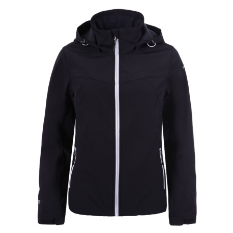 Icepeak Giacca Lucy Nero Donna