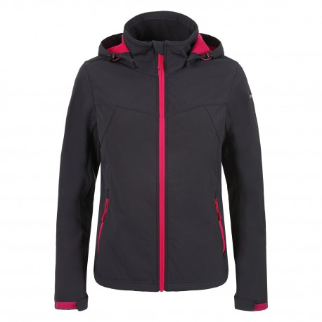 Icepeak Giacca Lucy Grigio Donna