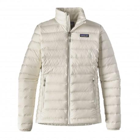 Patagonia Giacca In Piuma Down Sweater Bianco Donna