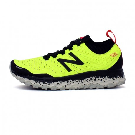 New Balance Hierrov3 Yellow/Black