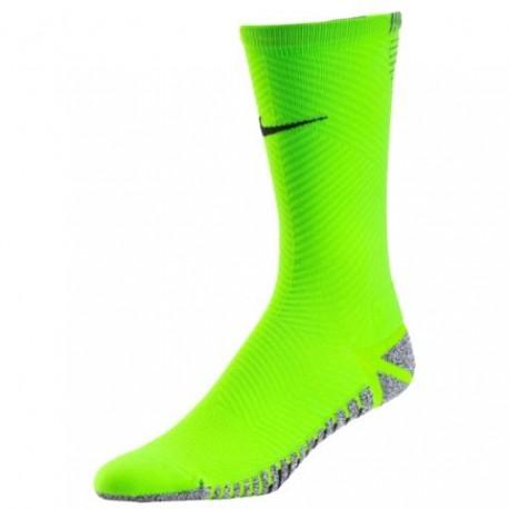 Nike Calza Strike Light Crew Verde/Nero
