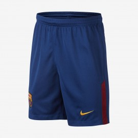 Nike Short Fcb Home Royal/Gold Junior