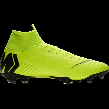 Nike  Superfly 6 Pro Fg Giallo/Blu