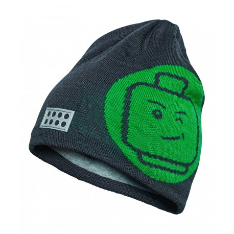 Lego Berretto Aiden 727 Grigio Scuro Bambino