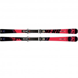 Rossignol Sci Hero Elite + Spx 12 Rockerflex Icon Nero