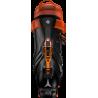 Atomic Scarponi Da Sci Backland Carbon Nero Arancione Uomo