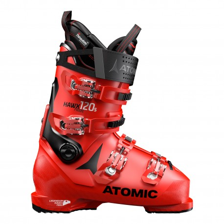 Atomic Scarponi Da Sci Hawx Prime 120 S Rosso Nero Uomo