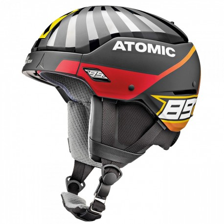 Atomic Casco Sci Count Amid Rs Nero Donna