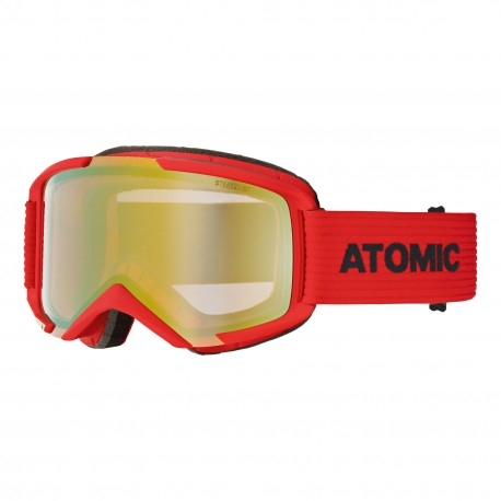 Atomic Maschera Savor M Stereo Rosso Blu Uomo
