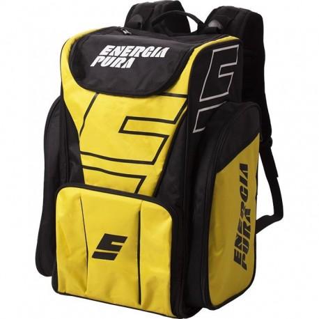 Energiapura Zaino Racer Bag Giallo Bambino