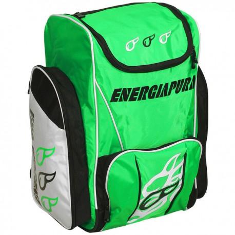 Energiapura Zaino Racer Verde Bambino
