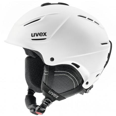 Uvex Casco Sci P1us 2.0 Bianco Opaco Uomo