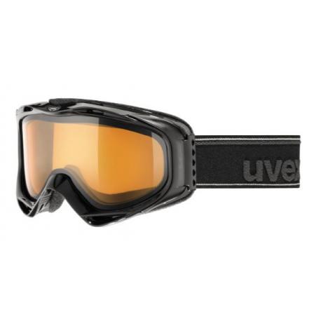 Uvex Maschera 300 LGL Nero Uomo