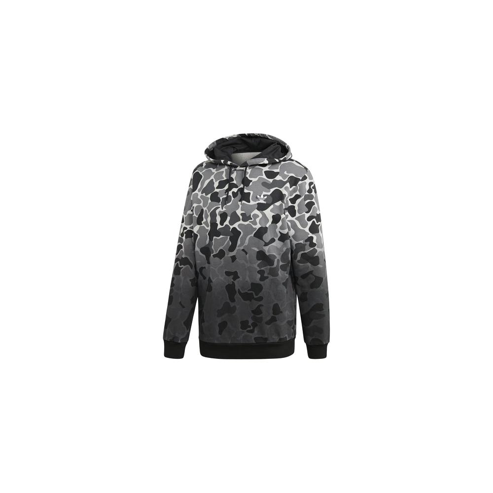 ADIDAS felpa zip camouflage nero uomo - Acquista online su Sportland f7b04f88aef9