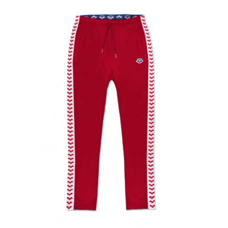 Arena Pantalone Relax IV Team Rosso Bianco