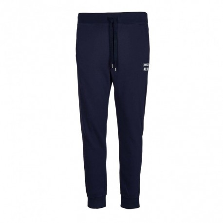 Converse Pantalone Tuta Classic Rib Blu Uomo