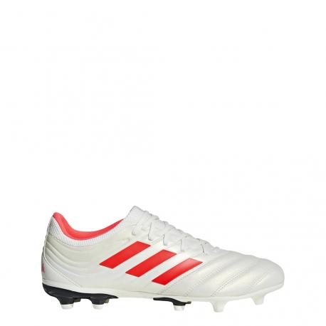 online retailer 8eee0 773fc Adidas Copa 19.3 FG Bianco Rosso Uomo ...