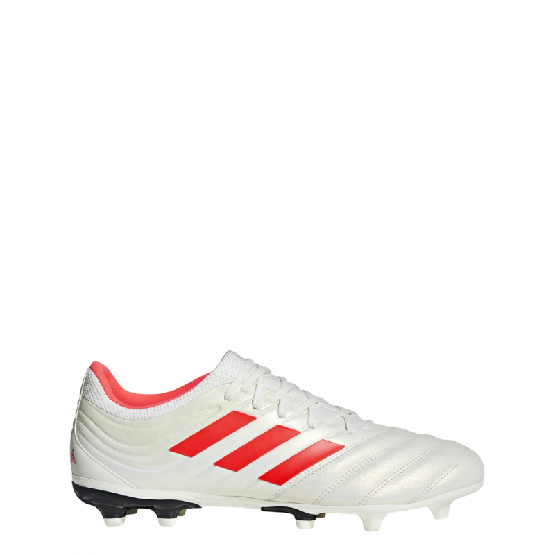 purchase cheap 8a0b2 6563d Adidas Copa 19.3 FG Bianco Rosso Uomo